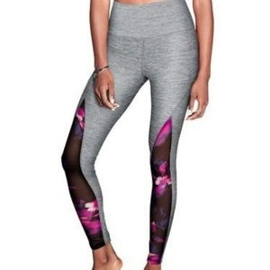PINK Tropical 🌺 Ulitimate Mesh Leggings